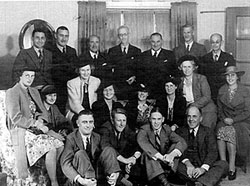 MacMaz Staff in 1932